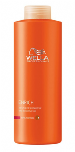 Wella Enrich Shampoo Fine/Normal 1ltr